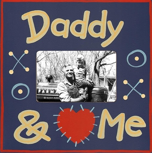 Daddy And Me Picture Frame Rosenberryrooms Com