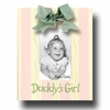 Daddy's Girl Rose Picture Frame