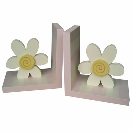 Daisy Bookends