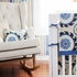 Dakota Blue Crib Bedding Set