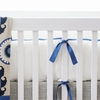 Dakota Blue Crib Bumper