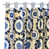 Dakota Blue Curtain Panels - Set of 2