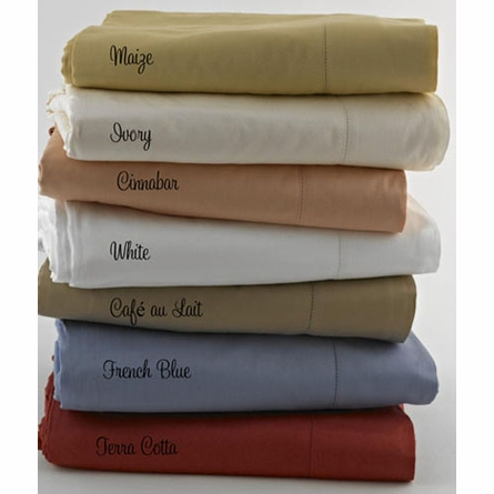 Dakota Sateen Pillow Sham
