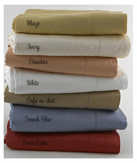 Dakota Sateen Sheet Set