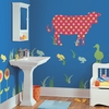 Dakota the Cow Peel & Stick Wall Decals