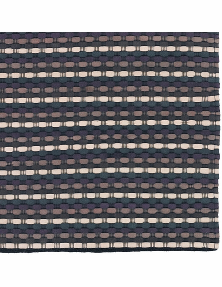 Dalamere Braided Rug in Plum
