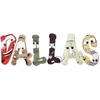 Dallas Cars Hand Painted Wall Letters