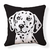 Dalmatian Reversible Throw Pillow