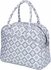 Dana Daytripper Diaper Bag in Sky Blue Montage