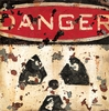 Danger Canvas Wall Art