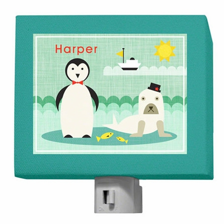 Dapper Duo Night Light