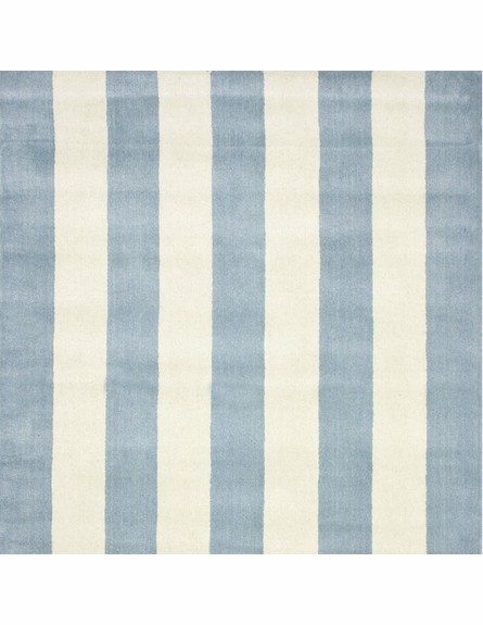 Dasher Striped Rug in Dusk