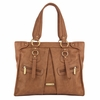 Dawn Diaper Bag - Caramel