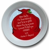 Dear Santa Personalized Melamine Bowl