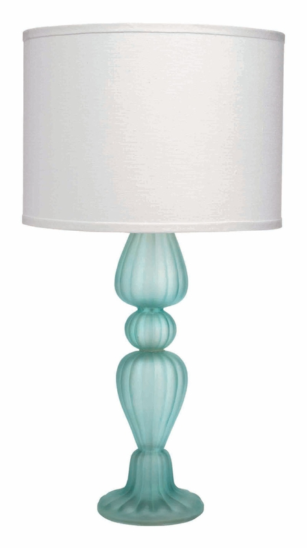 Deauville Sea Glass Table Lamp Base By Jamie Young