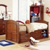 Deer Run Captains Bed - Full