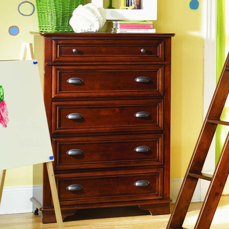 Deer Run Five Drawer Chest