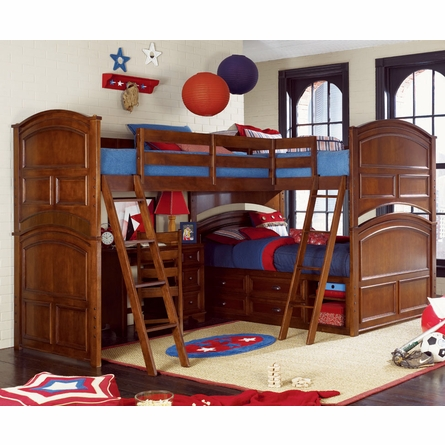 Deer Run Twin over Twin Bunk Bed