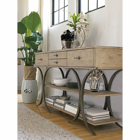 Del Mar Sideboard in Weathered Pier