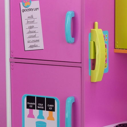 Deluxe Big & Bright Play Kitchen