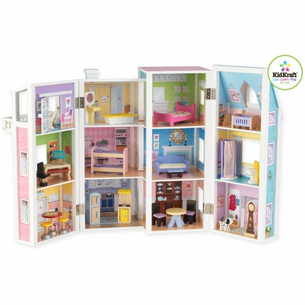 Deluxe Townhouse Dollhouse