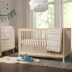 Desert Dreams 6-Piece Crib Bedding Set