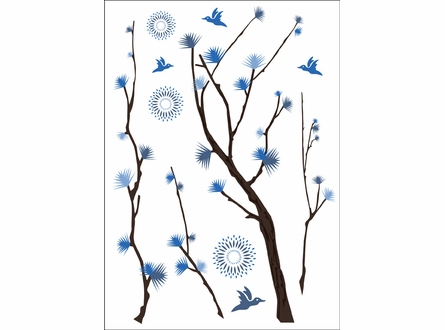 Design Branches Wall Decals