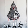Destina Chandelier Black