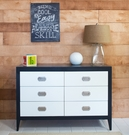 Devon 6 Drawer Dresser