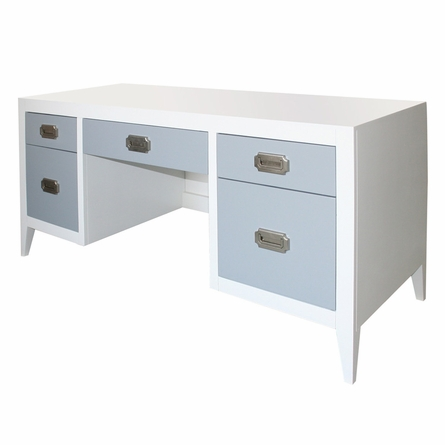 Devon Double Pedestal Desk