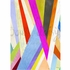 Diagonal Abstract Canvas Wall Art
