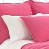 Diamond Flamingo Matelasse Coverlet