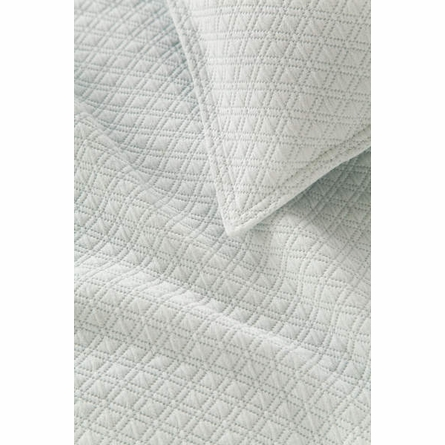 Diamond Ice Matelasse Euro Sham