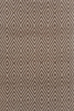 Diamond Indoor/Outdoor Rug in Charcoal and Taupe