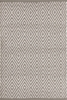 Diamond Indoor/Outdoor Rug in Fieldstone and Ivory