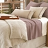 Diamond Plum Matelasse Coverlet