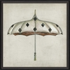 Diamonds Umbrella Framed Wall Art