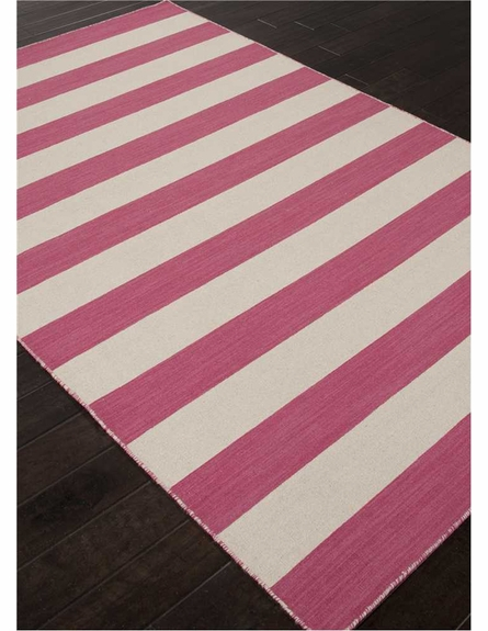 Dias Striped Rug in Canterbury