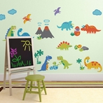 Dino Friends Wall Decals