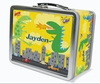 Dinos Personalized Lunch Box