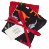 Dinosaur Bones Burp Cloth Set