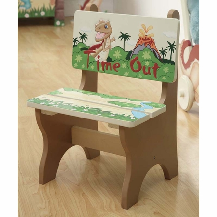 Dinosaur Kingdom Timeout Chair