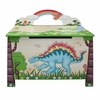 Dinosaur Kingdom Toy Box