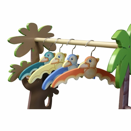 Dinosaur Kingdom Valet Rack