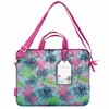 Lilly Pulitzer Dirty Shirley Laptop Tote with Shoulder Strap