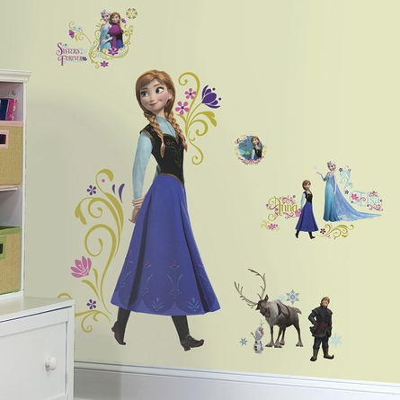 Disney Frozen Ana Wall Decals