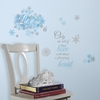 Disney Frozen Let It Go Wall Decals