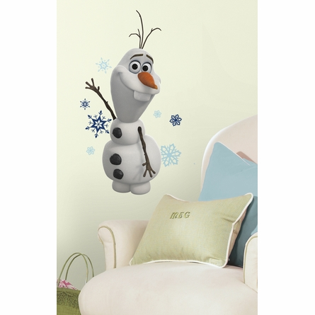 Disney Frozen Olaf the Snow Man Wall Decals