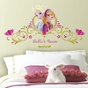 Disney Frozen Springtime Headboard Wall Decals