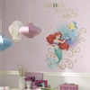 Disney Princess Ariel Sea Giant Wall Decals